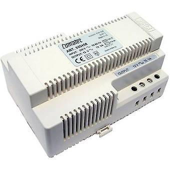 Comatec TBD207512F Rail mounted PSU (DIN) 12 V AC 6.25 A 75 W