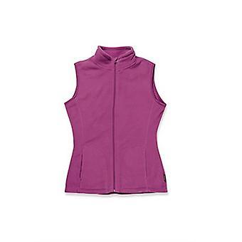 Stedman Womens/Ladies Active Fleece Gilet