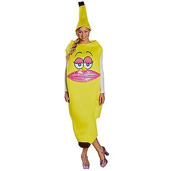 Banana Lady ladies costume Carnival Lady Carnival
