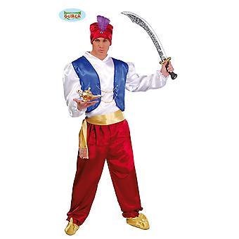 Costume de maharadjah indien Orient Aladdin mens unique taille