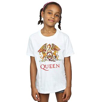 Queen Girls Crest Logo T-Shirt