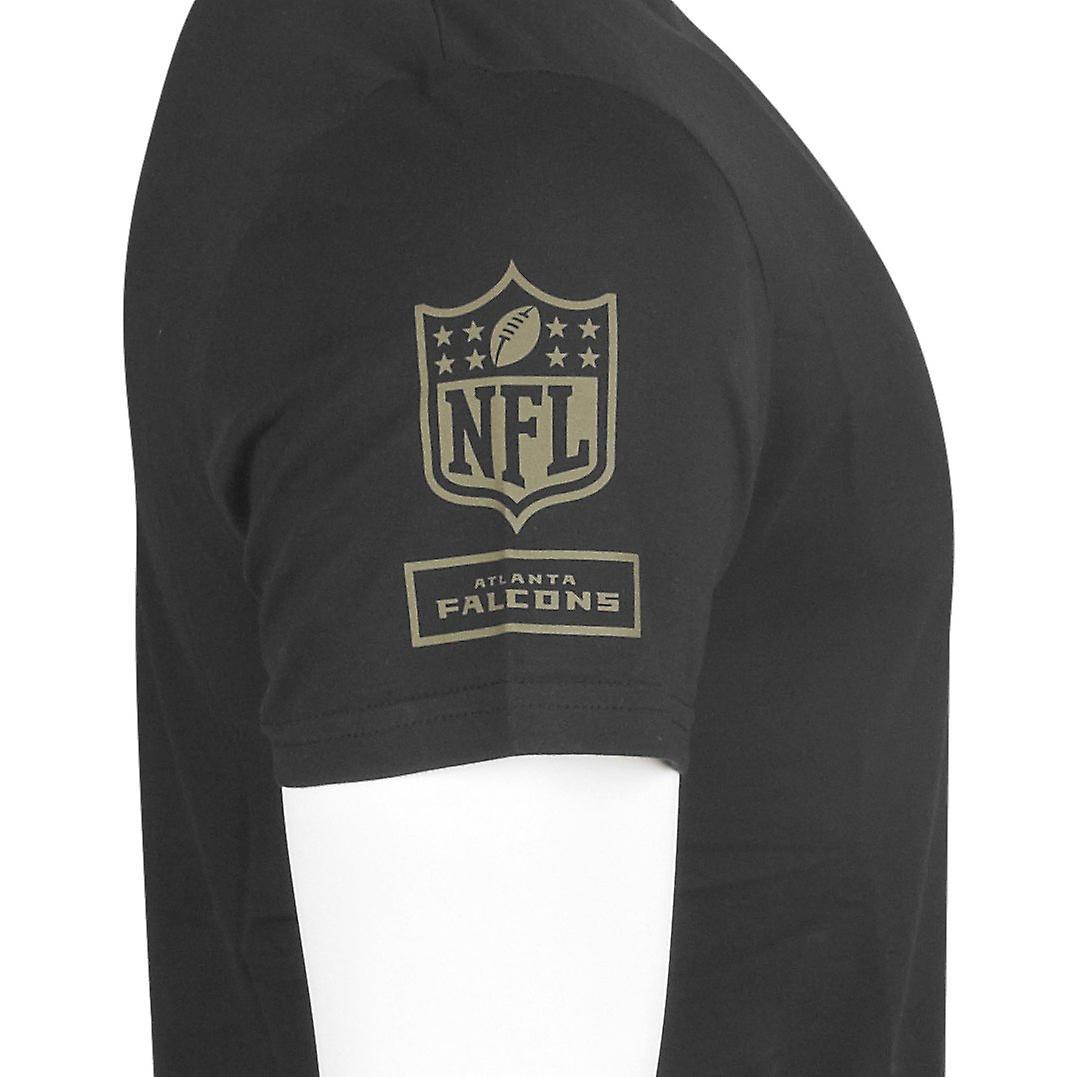 New Era Camo Shirt NFL Atlanta Falcons schwarz