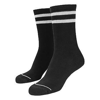 Urban Classics heren sokken 2-Tone College Double Pack