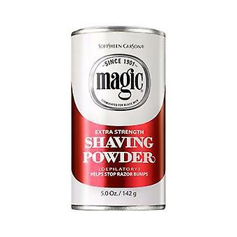 Magic Shaving Powder Extra Strength, Red 142g