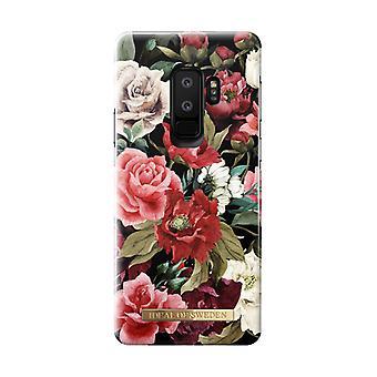 iDeal af Sverige Samsung Galaxy S9 plus-antikke roser