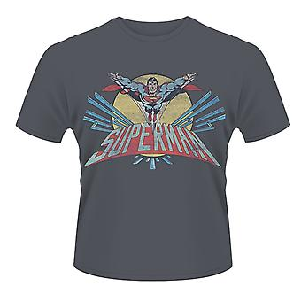 Dc Originals Superman Flying Logo T-Shirt