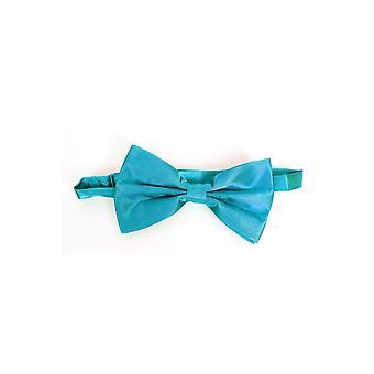 Bögen und türkisfarbenen Bow-Tie Krawatten