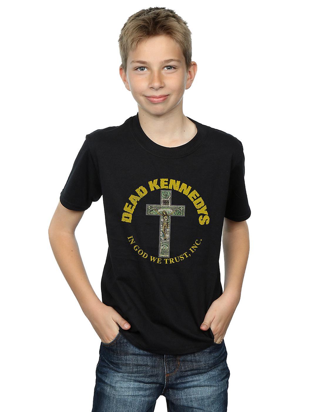Dead Kennedys Boys In God We Trust T-Shirt