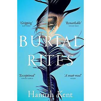 Ritos funerarios (reimpresiones) Hannah Kent - libro 9781447233176