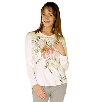 RABE T-Shirt 40 124206 Cream
