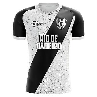 2019-2020 Vasco da Gama Home Concept Football Shirt - Womens
