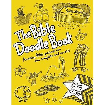 Le livre de Doodle Bible: Amazing Bible de photos vous pouvez remplir et créer!