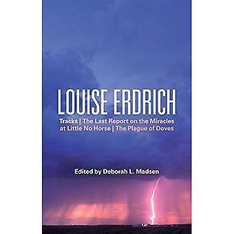Louise Erdrich: Tracks, het laatste verslag over de wonderen bij weinig geen paard, de pest van duiven