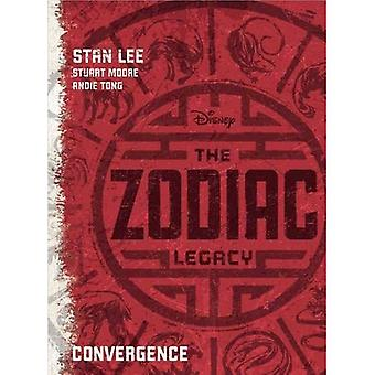 L'héritage de Zodiac, roman de Convergence