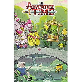 Äventyr tid volym 15 (Adventure Time)