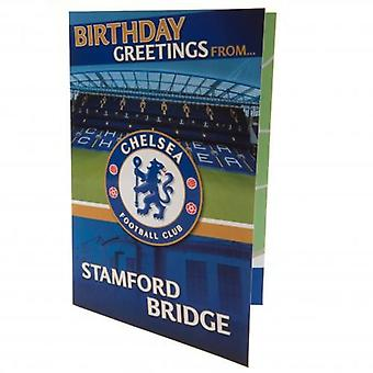 Chelsea Pop Up Birthday Card