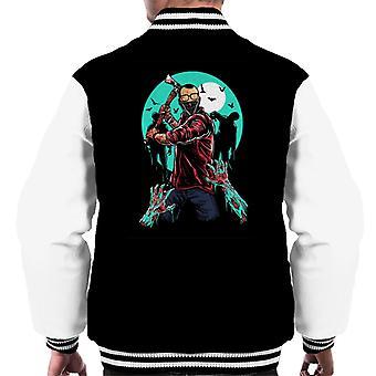 Zombie Killer Men's Varsity Jacket