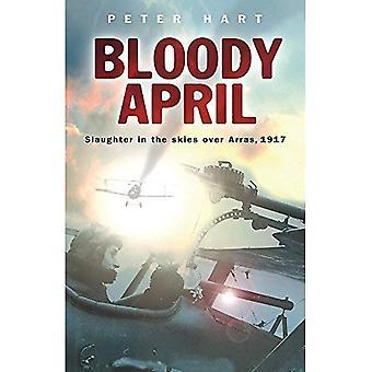 Bloedige April: Slachten in de lucht rond Arras, 1917