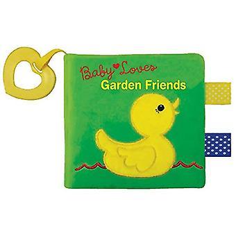 Bebis älskar trädgård vänner (Baby älskar)
