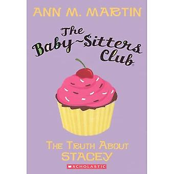 A verdade sobre Stacey (Baby-Sitters Club