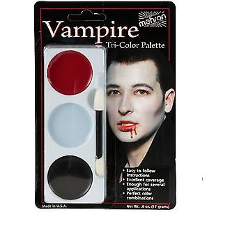 Tri Color Palette Vampire