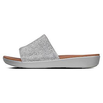 Fitflop™ Sola Crystalled Slide On Sandal