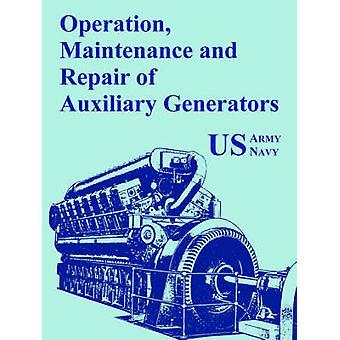Operatie onderhoud en reparatie van ondersteunende generatoren door U. S. leger