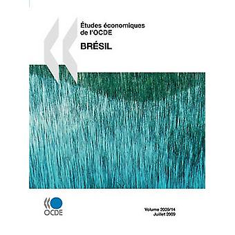 tudes conomiques de lOCDE Brsil 2009 pela OCDE Publishing
