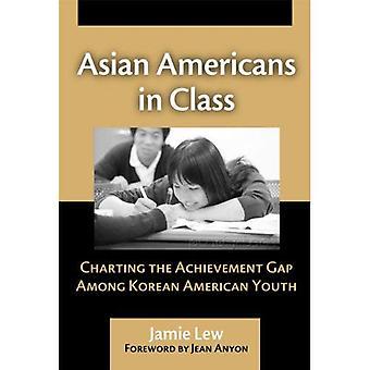 Asiatische Amerikaner in der Klasse: Chart-das Leistungsgefälle zwischen koreanischen amerikanischen Jugend
