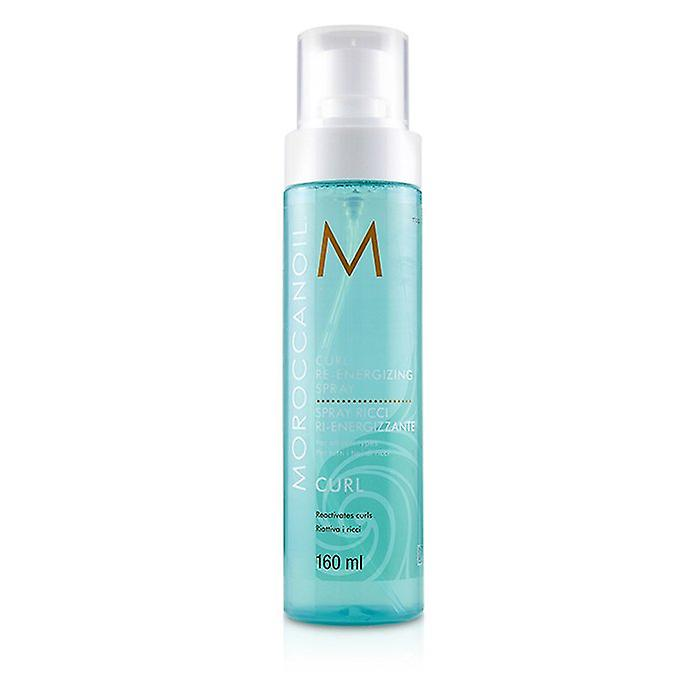 Moroccanoil Curl Re-energizing Spray (for All Curl Types) - 160ml/5.4oz