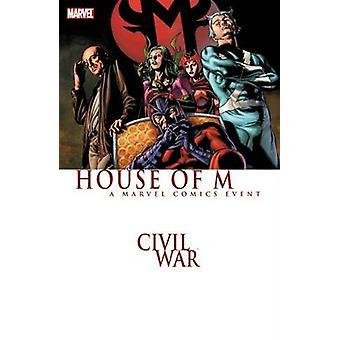 Civil War - House of M by Christos Gage - Andrea Di Vito - 97807851957
