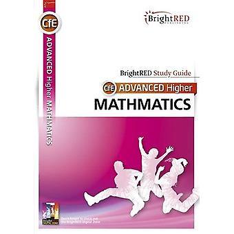 Brightred Study Guide CFE Advanced Higher Mathematics by Linda Moon -
