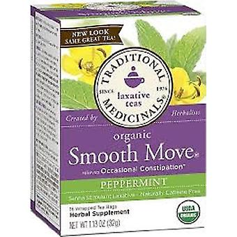 Traditional Medicinals Tea Organic Smooth Move Peppermint