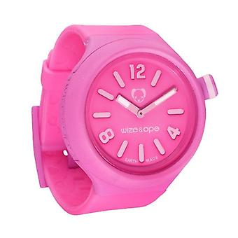 Wize and Ope Pink Jumbo  Shuttle Watch JB-SH-7