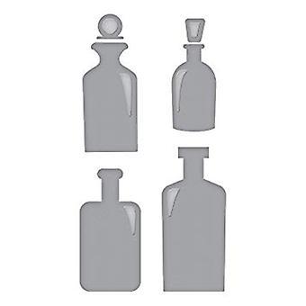 Spellbinders يموت D-لايت زجاجات (S3-298)