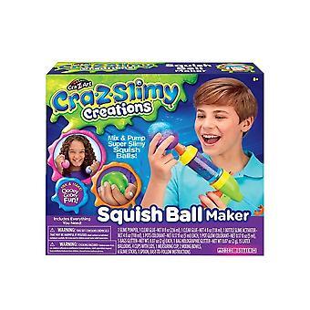 Cra-Z-Slimy Kreationen Squishball Maker