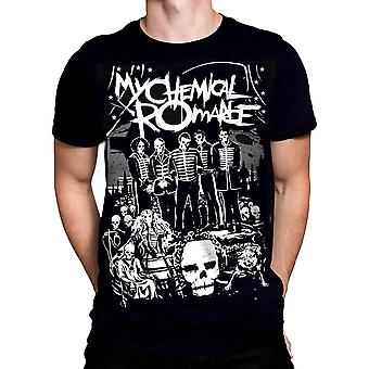 Plastic head - black parade - my chemical romance - t-shirt