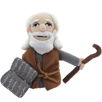 Finger Puppet - UPG - Moses Soft Doll Toys Gifts Licensed New 3265