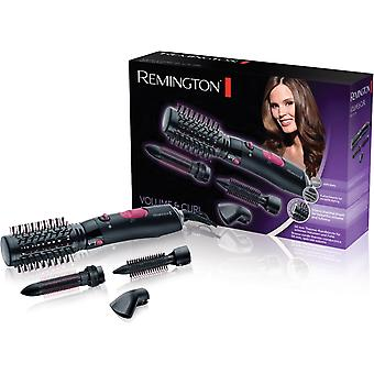 Remington AS7051 1000W Volume & Curl 5 In 1 Hot Air Styler Brush Curler Set