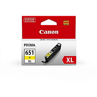 Canon CLI651XL Yellow Ink Cart