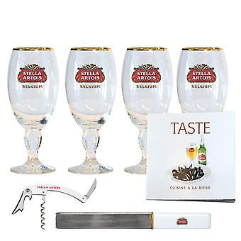 Kit de coulage de bière Stella Artois