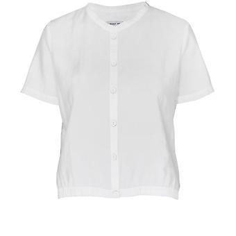 Lurdes Bergada Short Sleeve Button Shirt