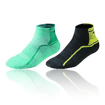 Mizuno Active trainings sokken (2-paren)-AW19