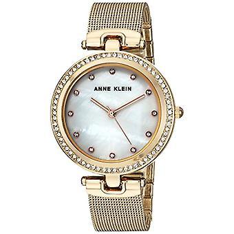 Anne Klein Clock Woman Ref. AK/2972MPGB