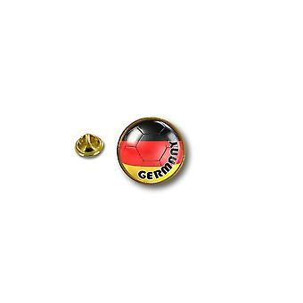 Pine PineS PIN rinta nappi tappi-apos; s metalli biker biker lippu ilma pallo jalka Saksa