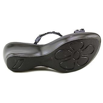 Callisto of California Womens Shana Slip on Strappy Platform Sandals