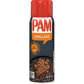 Pam Grilling spray