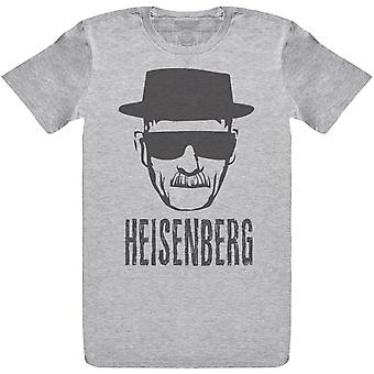 HEISENBERG-herr T-shirt