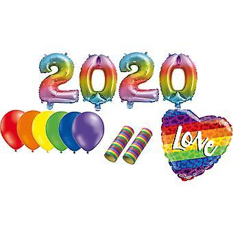 Ballons Pridepack-Pride 2020