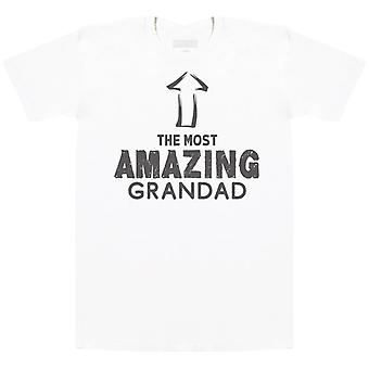 The Most Amazing Grandad - T-Shirt Homme